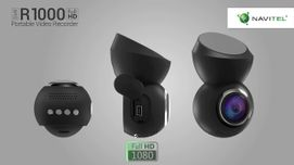 Navitel Dash Cam Full HD with GPS R1000