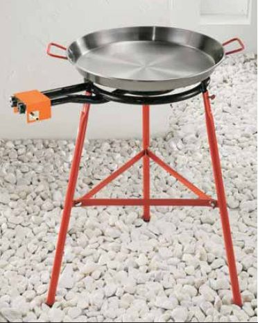 Paella Set Tabarca 50cm (10-11person) - Pre Order Only