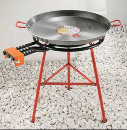 Paella Set Ibiza 70cm (18-21 persons) - Pre Order Only