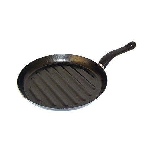 Double coated Non-stick grilling pan 28cm with handle