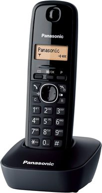 Panasonic DECT Single Cordless Telephone KX-TG1611