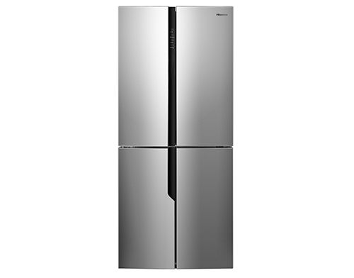 HISENSE SIDE BY SIDE FRIDGE FREEZER NO FROST A+ RQ562N4AC1