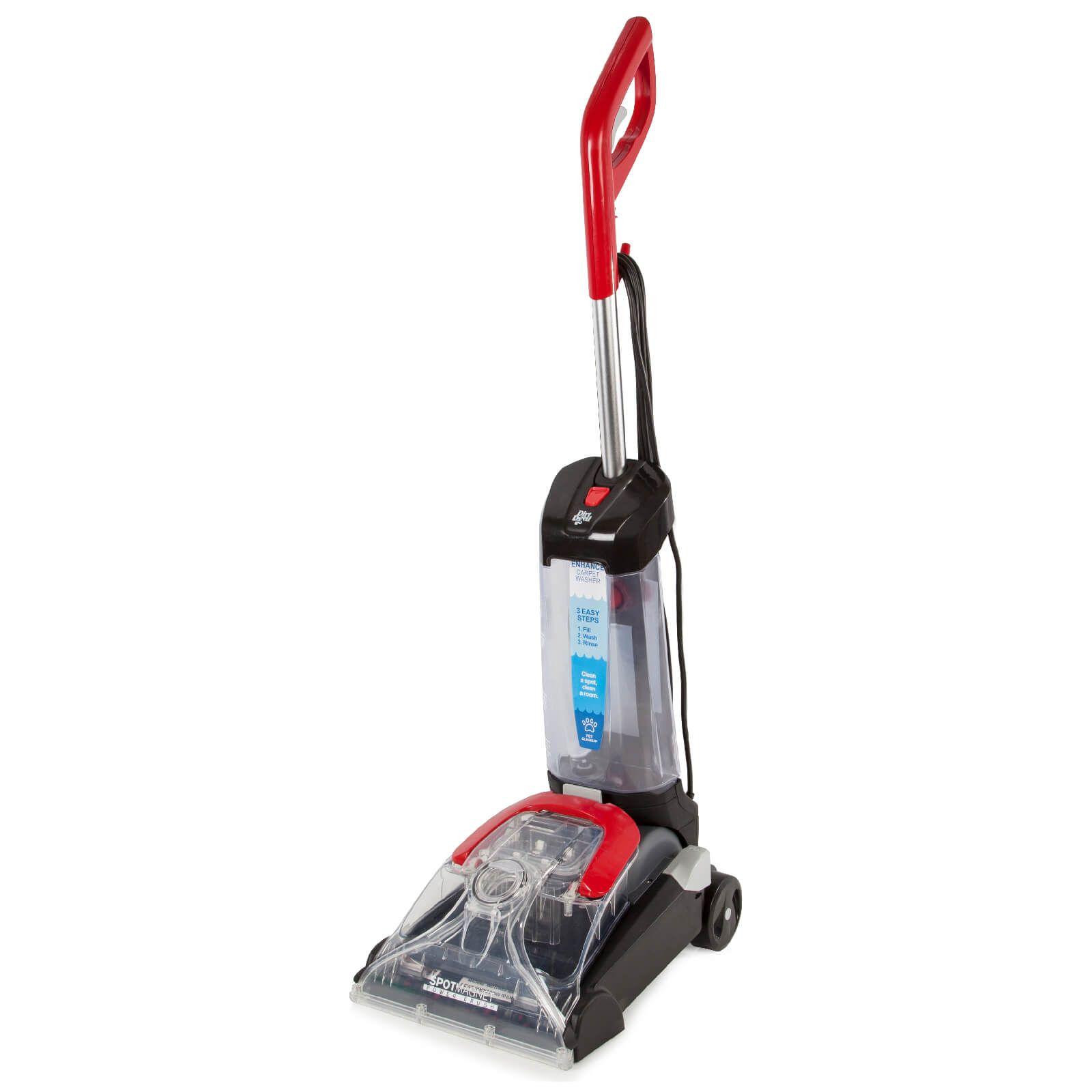 Dirt Devil Carpet Cleaner Easy Lite