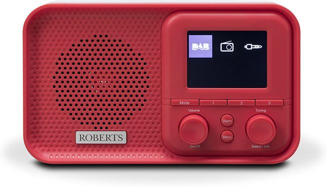 Roberts Play M5 DAB+ Radio with Alarm