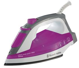 Russell Hobbs Light and Easy Pro Steam Iron - 23591-56
