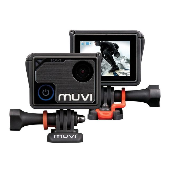 Veho Action Camera 4K Wifi MUVI KX-1