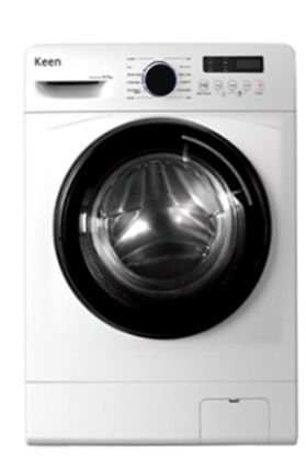 KEEN Washing Machine 8kg 1200rpm