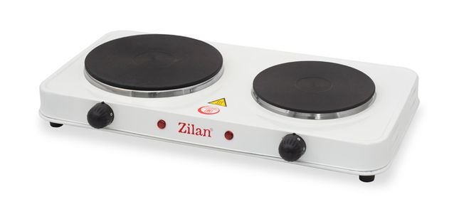 Zilan Double Electric Hotplate