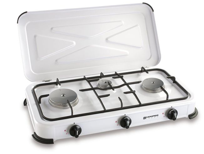Kemper Gas Stove 3 Burners