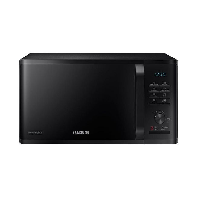 Samsung Microwave Oven with Grill 23Ltrs 800W MG23K3515CK
