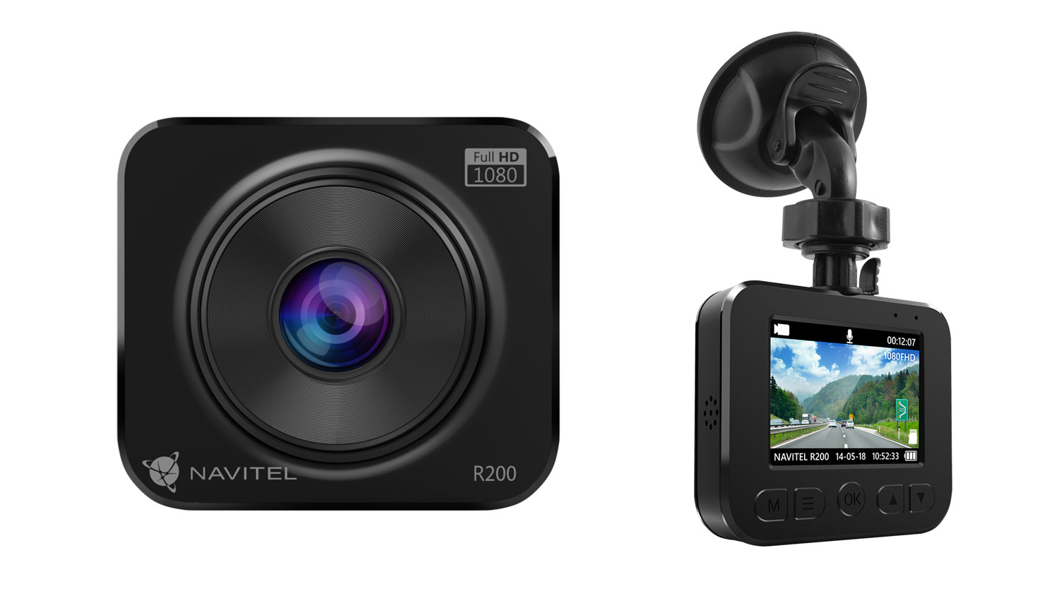Navitel Dash Cam Full HD R200