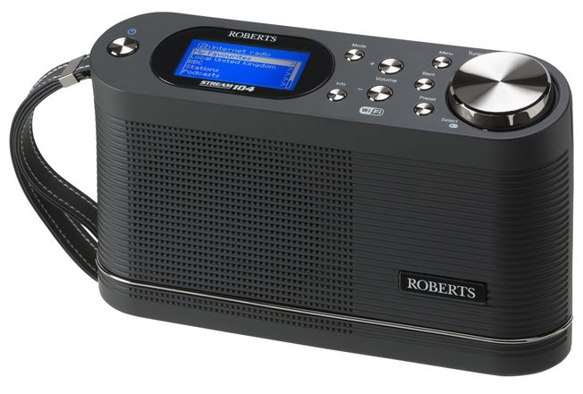 Roberts Stream 104 DAB+ Radio with Wifi Internet Streaming