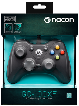 Nacon Gaming Controller for PC - GC-100XF